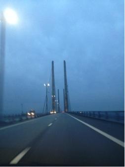 """""""Lillebælt"""" Øøøøøresund broen er rettere. VI Så ingen ting til SagA.."""
