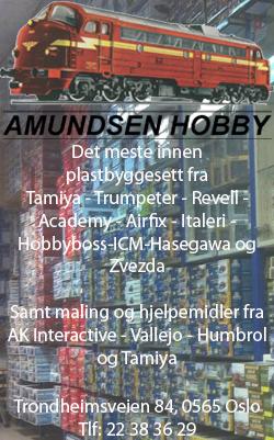 Amundsen Hobby